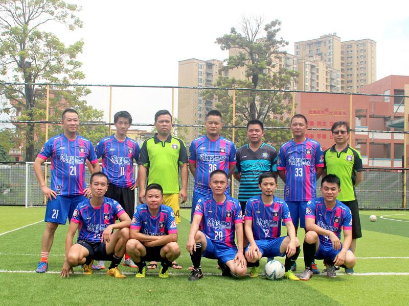 2018-07-08 对 道滘足球队